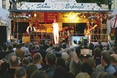 Bühnenwagen Show Express
